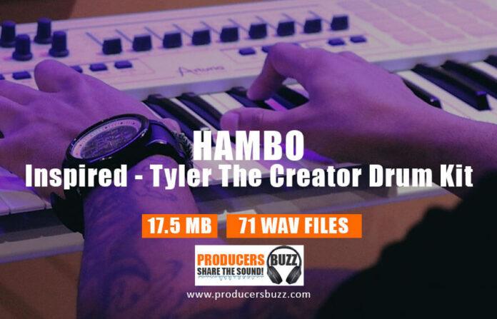 Tyler The Creator Drum Kit