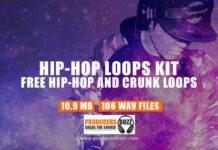 Free Hip-Hop Loops Kit