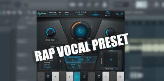 fl studio vocal preset