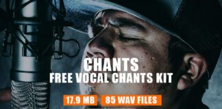Download Free Vocal Chants Kit