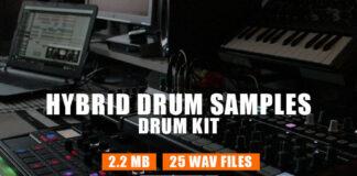 Hybrid Drum Kit
