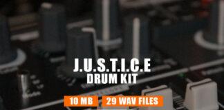 Justice League Drum Kit