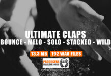 Ultimate Claps Drum Kit