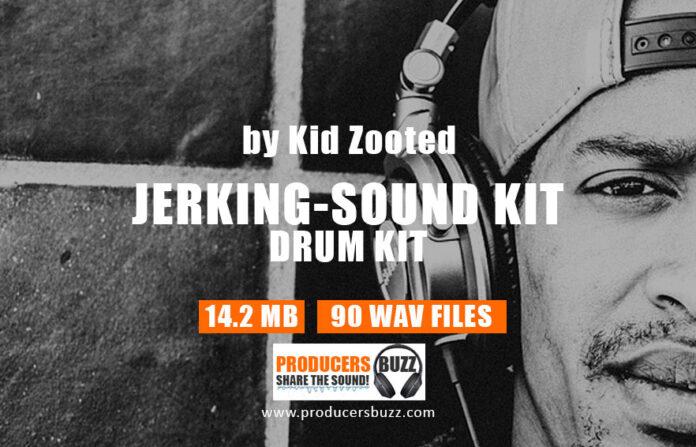 Free to Download Jerking Sound Kit Rap and Hip-hop Sounding Kit Samples