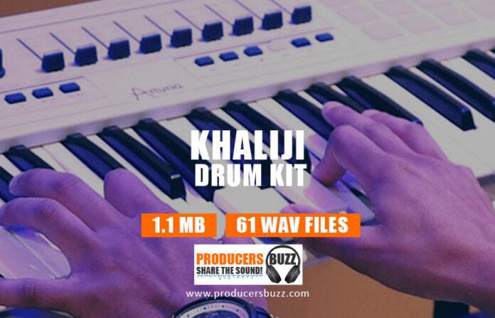 Khaliji Free Drum kit