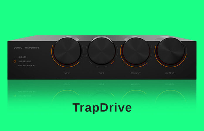 TrapDrive VST Plugin is Free to Download