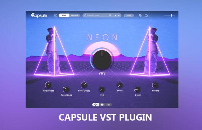 Capsule VST Plugin