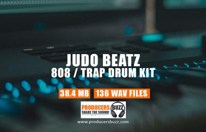 Judo Beats - Free To Download 808 & Trap Drum Kit