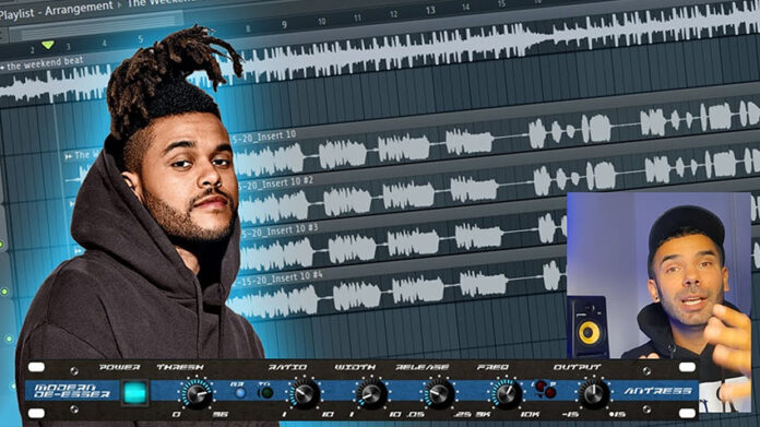 Sounding like THE WEEKEND FL Studio Vocal Mixing Tutorial & Preset