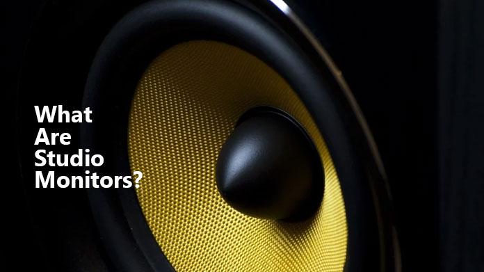 What Are Studio Monitors