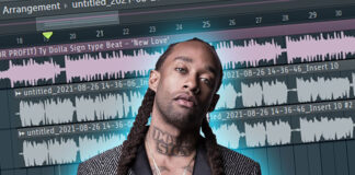 Sounding Like Ty Dolla Sign with Auto-Tune EFX in FL Studio